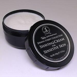 Taylor Of Old Bond St Luxury Shaving Cream: Jermyn Street; Sensitive Skin 150g