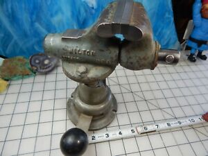 "WILTON VISE Baby Bullet 2"" swivel power arm junior mill drill press 920 925"