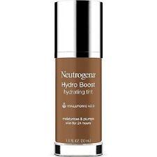 NEUTROGENA Hydro Boost Hydrating Tint Makeup Foundation CHESTNUT 135 NEW dry