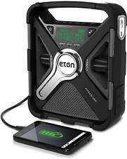 Eton FR5 Emergency Weather Radio, the Ultimate Outdoor Radio w/Bluetooth FRX5BT
