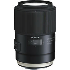 BRAND NEW Tamron SP 90mm f/2.8 Di Macro 1:1 VC USD Lens for Canon EF AFF017C700