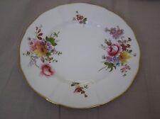 Vintage Royal Crown Derby china dessert / tea plate - Derby Posies