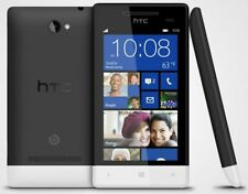 HTC 8S Windows Smartphone - 4GB - BeatsAudio - Weiß (Ohne Simlock) - NEU