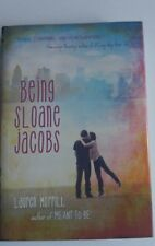 Being Sloane Jacobs by Lauren Morrill (2014, Hardcover)