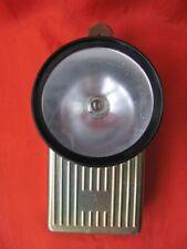 Vintage Soviet metal flashlight USSR NEW 1990