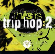 This Is Trip Hop Vol.2 - Various 1996 UK  2xCD 22-Track CD Excellent Condition