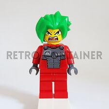 LEGO Minifigures - 1x exf006 - Takeshi - Exo Force Omino Minifig 7701 7709 7712
