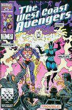 West Coast Avengers (1985-1994) #12