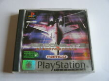 jeu PS1 playstation 1 acecombat 3 electrosphere