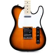 Brand New Fender Squier Affinity Telecaster Maple Fretboard in 2-Color Sunburst