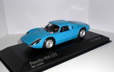 - Minichamps -  PORSCHE 904 GTS  -  1964  -  blau  -  1:43  -  400065720  -  NEU