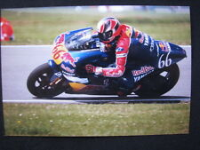 Photo Red Bull Yamaha WCM YZR500 2002 #66 Alex Hofmann (GER) Dutch TT Assen #1