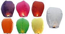 Topone(TM) 30 Sky Lanterns - Colors