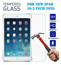 For New Apple iPad 10.2 2020 8th Generation Hd Tempered Glass Screen Protector