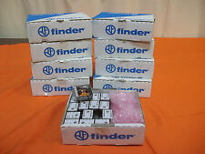 215 NEW Finder Ice Cube 55 Series Miniature Relay 55.12.8.120 10A 250v 55.12