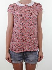 New Look Short Sleeve Classic Blouses for Women