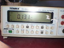 Tenma 72-6900  Digital Multimeter