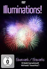 DVD  Illuminations Feuerwerk Fireworks von Special Interest