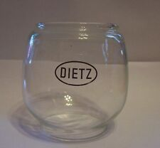 NEW DIETZ #1, #30 & #100 LITTLE WIZARD REPLACEMENT LANTERN GLOBE 58100JB