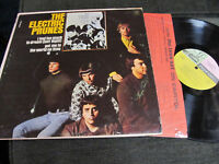 ELECTRIC PRUNES MONO debut Reprise r6248 lp 1st rare '67 lp vinyl orig tricolor