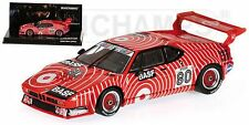 MINICHAMPS 444 802580 BMW M1 Procar diecast model car BASF H J Stuck 1980 1:43rd