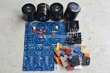 2x Kit LM3886TF Power Amplifier Board + 1x Kit Rectifier Filter Board 60w