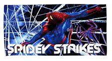 Original Marvel Amazing Spiderman 4 Película Toalla de Baño/Toalla / Playa