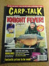 CARP TALK - KNIGHT FEVER - 3 April 2004