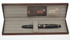 Montblanc Meisterstuck 146 Le Grand vintage 1980 fountain pen new in box