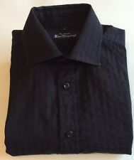 Ben Sherman Mens Shirt Black Size 1/S. Excellent Used Condition