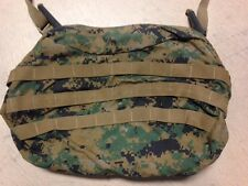 USMC ILBE Woodland Digital MARPAT Main Pack Lid Dust Cover Arc'teryx Varies