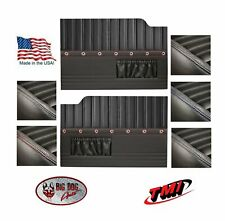 Sport X Flat Door Panels w/ Pockets For 1953 - 1955 Ford Truck's