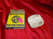 Norton Atlas Commando 750 Twin  Piston Ring +.020""
