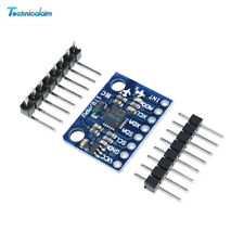 10PCS 3 Axis MPU-6050 MPU 6050 Module Gyroscope+Accelerometer Board For Arduino
