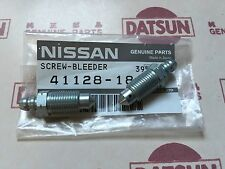 DATSUN 1000 1200 Brake Bleeder Screw NABCO M10 (Fits NISSAN B10 B110 B120 Sunny)