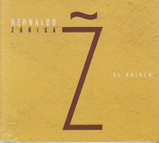 CD - 4 Disc Set - Hernaldo Zuniga NEW El Origen ( Sony Music ) FAST SHIPPING !