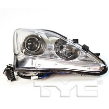 06-08 Lexus IS250/350 Right Hand Headlight HID w/AFS