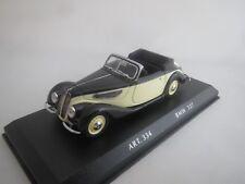 """DetailCars  BMW  327  Cabrio  (beige/schwarz)  """"1941"""" 1:43 OVP !"""