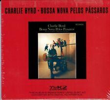 Charlie Byrd Bossa Nova Pelos Passaaros   BRAND  NEW SEALED CD