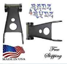 """1972-1993 Dodge Ram Charger D100 D150 2WD 2"""" Lowering Shackles Leveling Kit"""