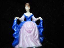 Royal Doulton Miniature Ladies--Bone China--SARA MINT M 243 2005