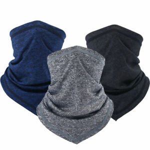 Cooling Neck Gaiter UV Protection Face Mask Scarf Breathable Bandana Balaclava