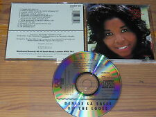 DENISE LASALLE (LA SALLE) - ON THE LOOSE / WEST-GERMANY-CD 1989 (SONOPRESS)