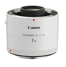 Canon Extender EF 2x III Teleconverter Latest Model - Brand New - Made in Japan