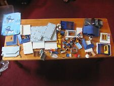 Playmobil lot of Police toys Jail Squad Car figures more