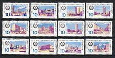 Germany DDR 1129-40 MNH 1969 20th Anniversary of DDR Full 12 Stamp Set VF