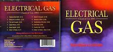 Mason Williams & Zoe McCulloch cd- Electrical Gas,Classical gas 2005