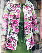 SALE - PATTERN - Savannah Swing Jacket - fabulous women's clothing PATTERN