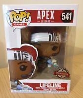 Funko Pop Vinyl - #541 Lifeline Tie Dye - Apex Legends - Lidl Exclusive