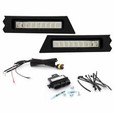 LED Tagfahrlicht Set Dacia Sandero Stepway Logan MODULITE chrom plug&play